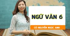 Ngữ Văn 6 - Cô Nguyễn Ngọc Anh