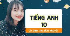 Tiếng Anh 10 - Cô Đinh Thị Bích Nguyệt