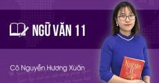 Ngữ văn lớp 11 - cô Hương Xuân